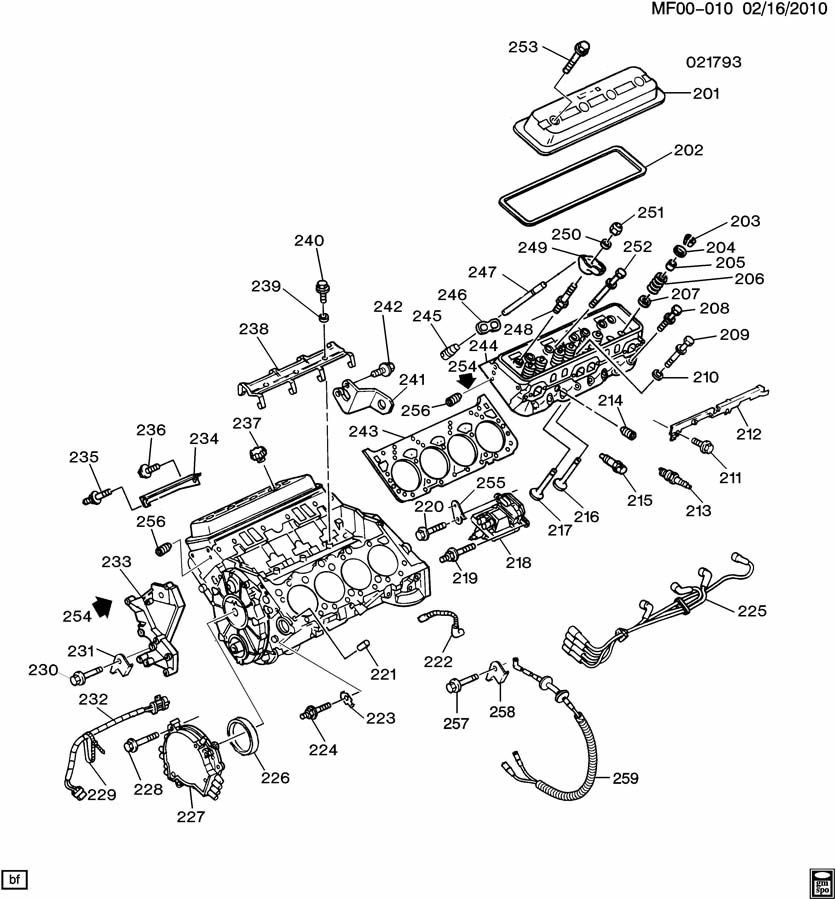 5 7 V8 Chevy Engine Diagram, 5, Free Engine Image For User