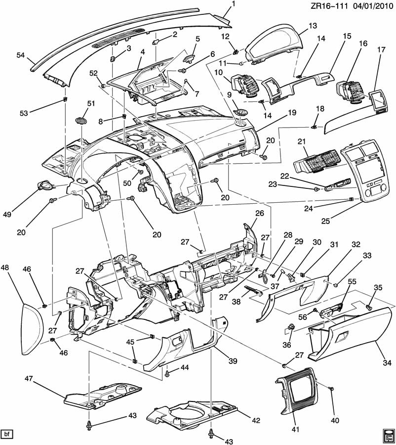 2010 Gmc Acadia Parts Diagram • Wiring Diagram For Free