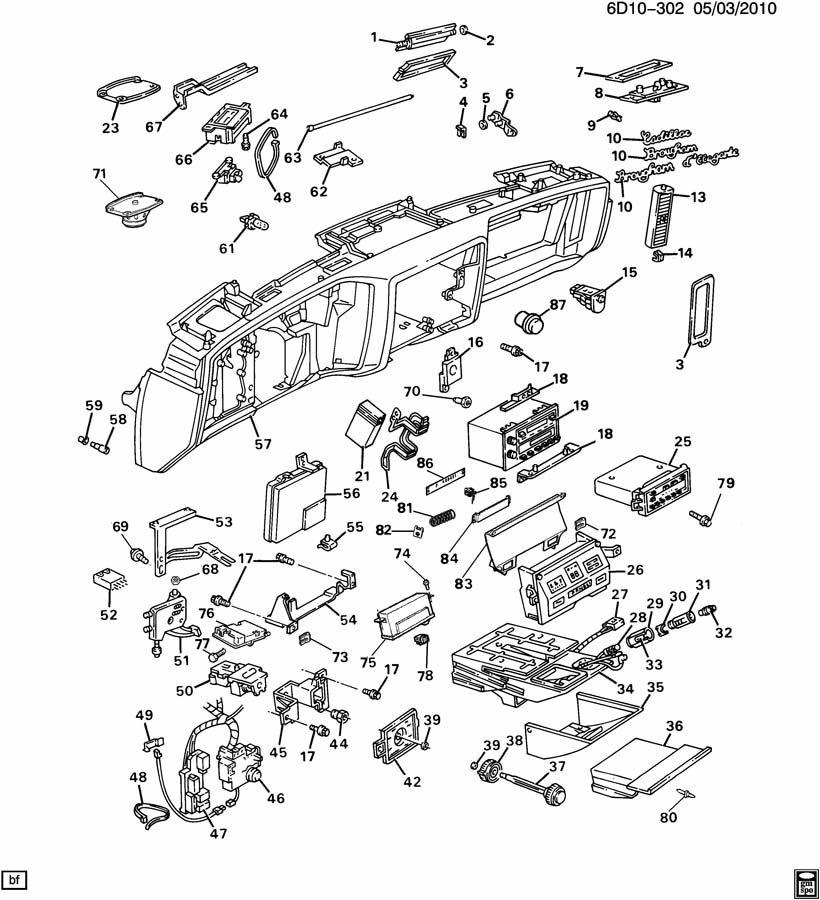 2004 Buick Lesabre Parts Diagram, 2004, Free Engine Image