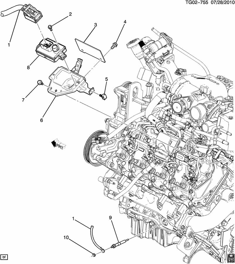 [DIAGRAM] 2001 Duramax Glow Plug Wiring Diagram FULL