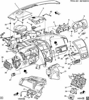 DIC upgrade for an Acadia SLE  Page 36  GMC Acadia