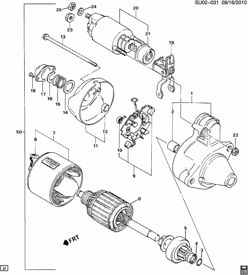 M08-68-67 STARTER MOTOR,MANUAL TRANSMISSION, FOR DOMESTIC