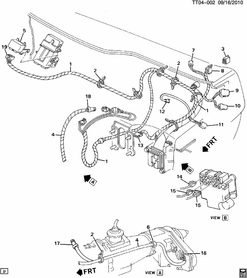 SHIFT CONTROLS/TRANSFER CASE