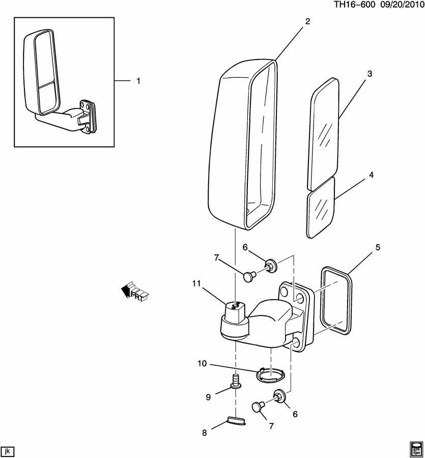 chevy kodiak wiring diagram