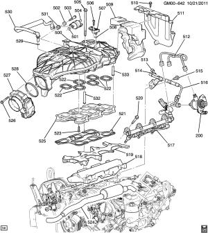 Cadillac Cts Engine Diagram  Engine Diagram And Wiring