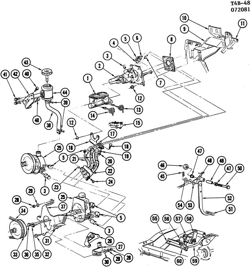 82 Camaro Fuse Box Diagram