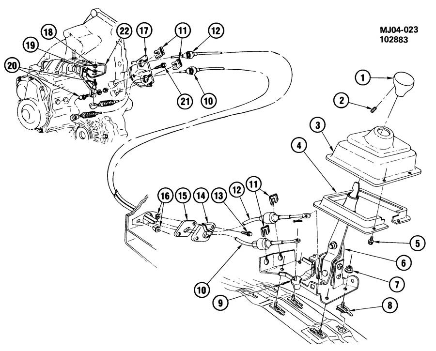 Location Of Transmission Dipstick In 2000 Cavalier
