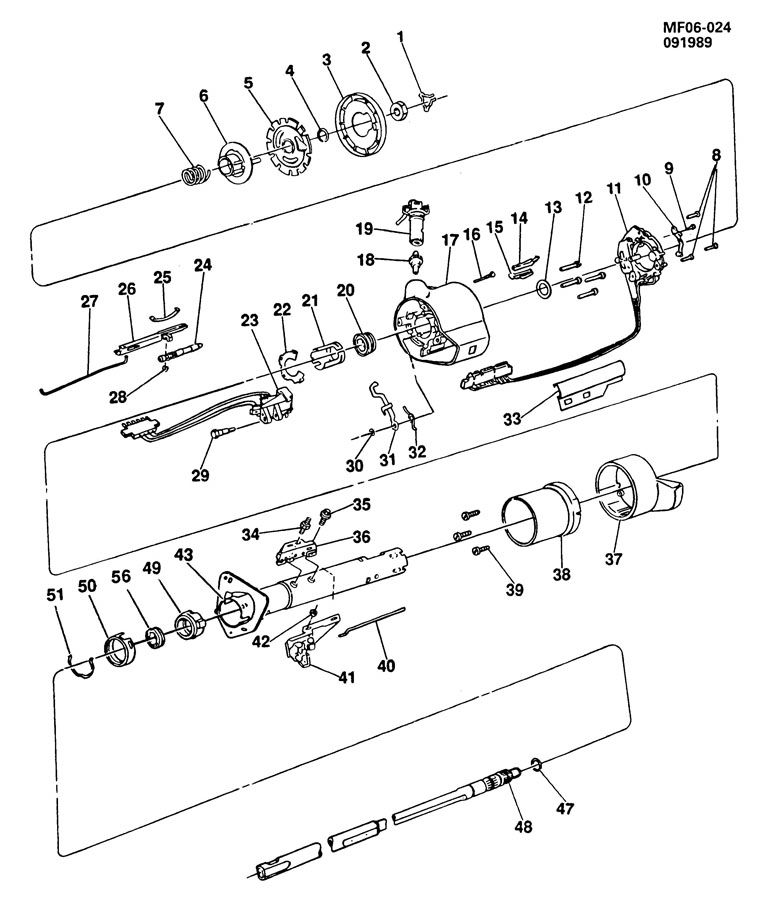 1989 Ford Ranger Tailgate Parts Diagram. Ford. Auto Wiring