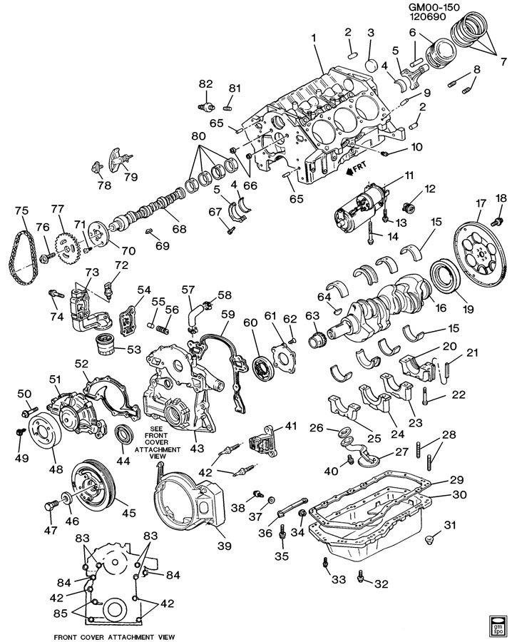 [DIAGRAM] 1998 Buick Skylark V6 Engine Diagram FULL