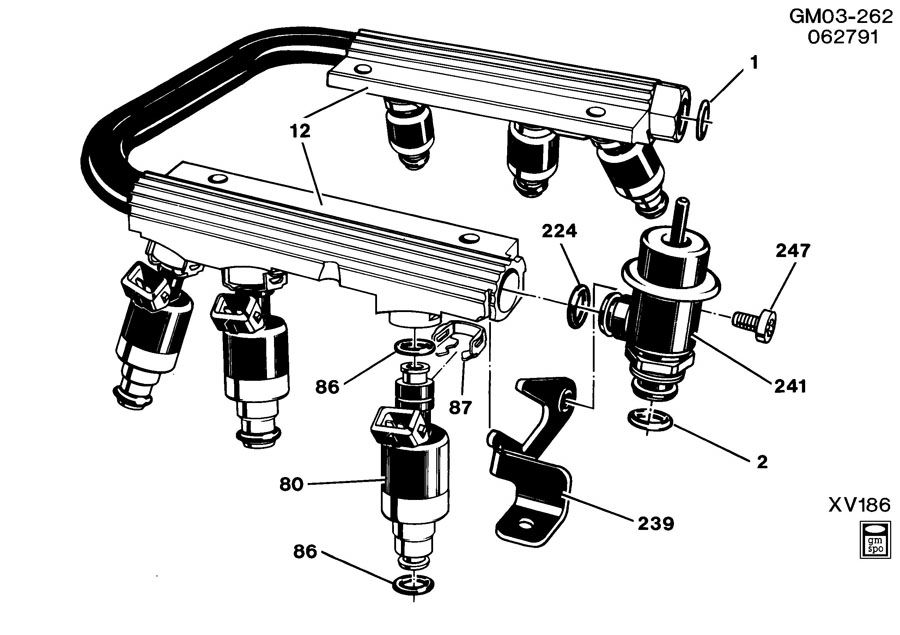 Quadrajet Small Block Chevy Vacuum Diagrams