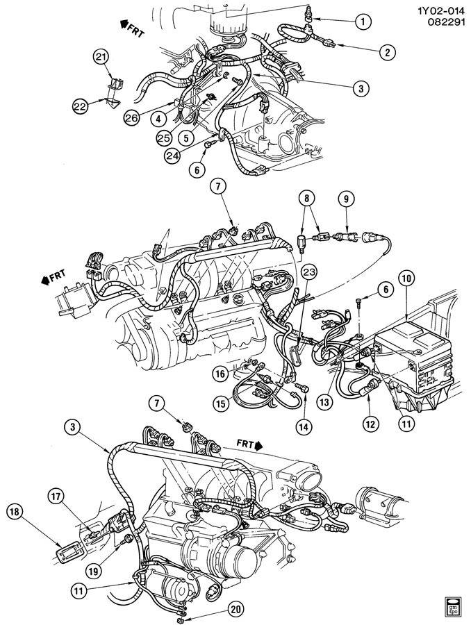 1989 corvette ecm wiring diagram