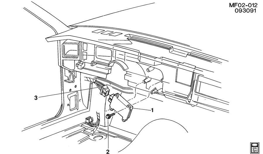 Pontiac Firebird ALARM SYSTEM/ANTI THEFT