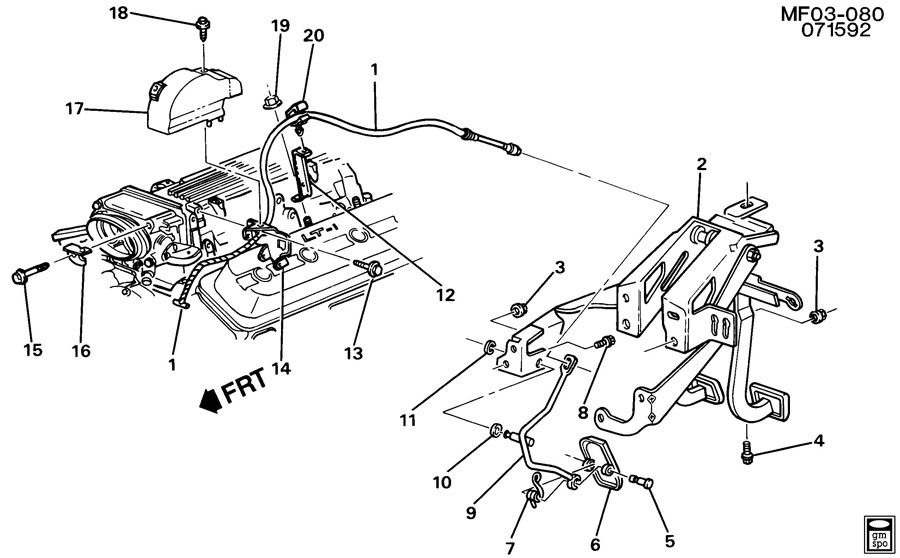 Chevy Quadrajet Vacuum Diagram 1984. Chevy. Auto Wiring