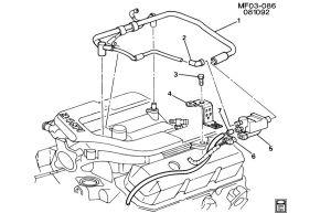 1994 camaro 34 v6 still running rough?  Chevy Forums