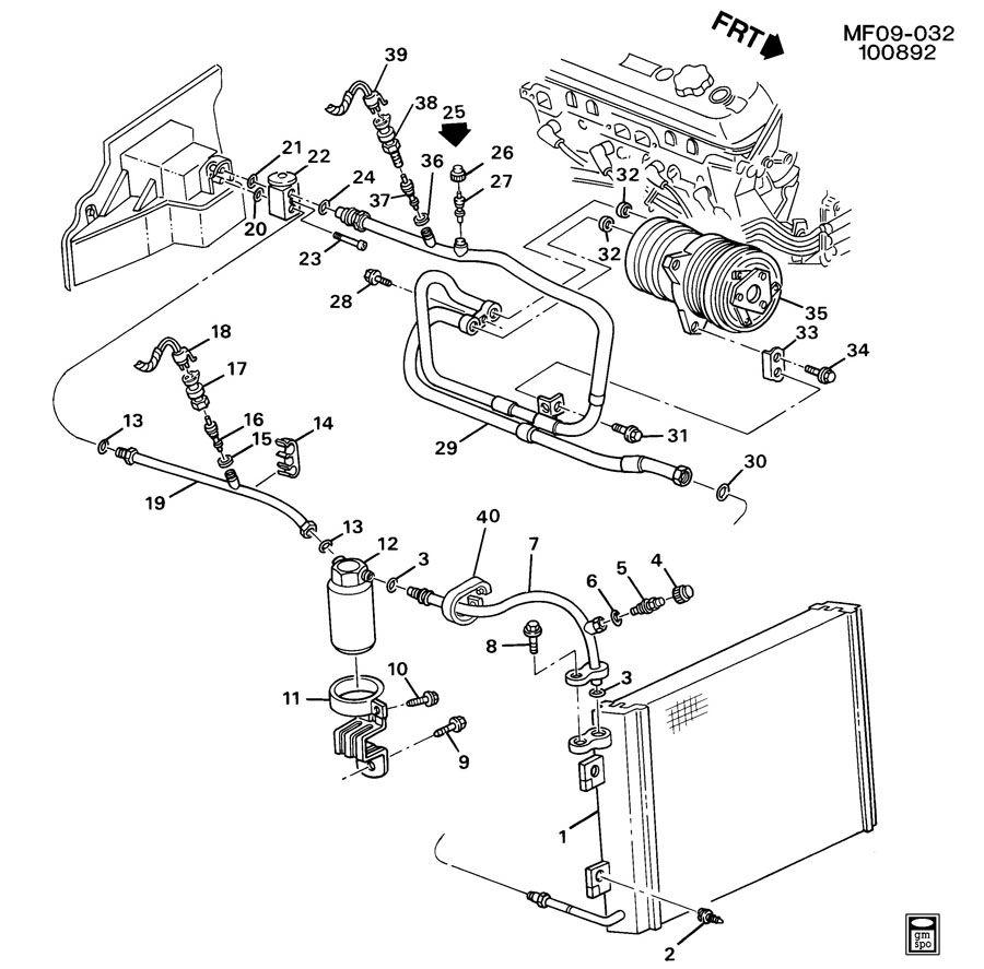 2000 Buick Century Oil Filter 3100 Motor, 2000, Free