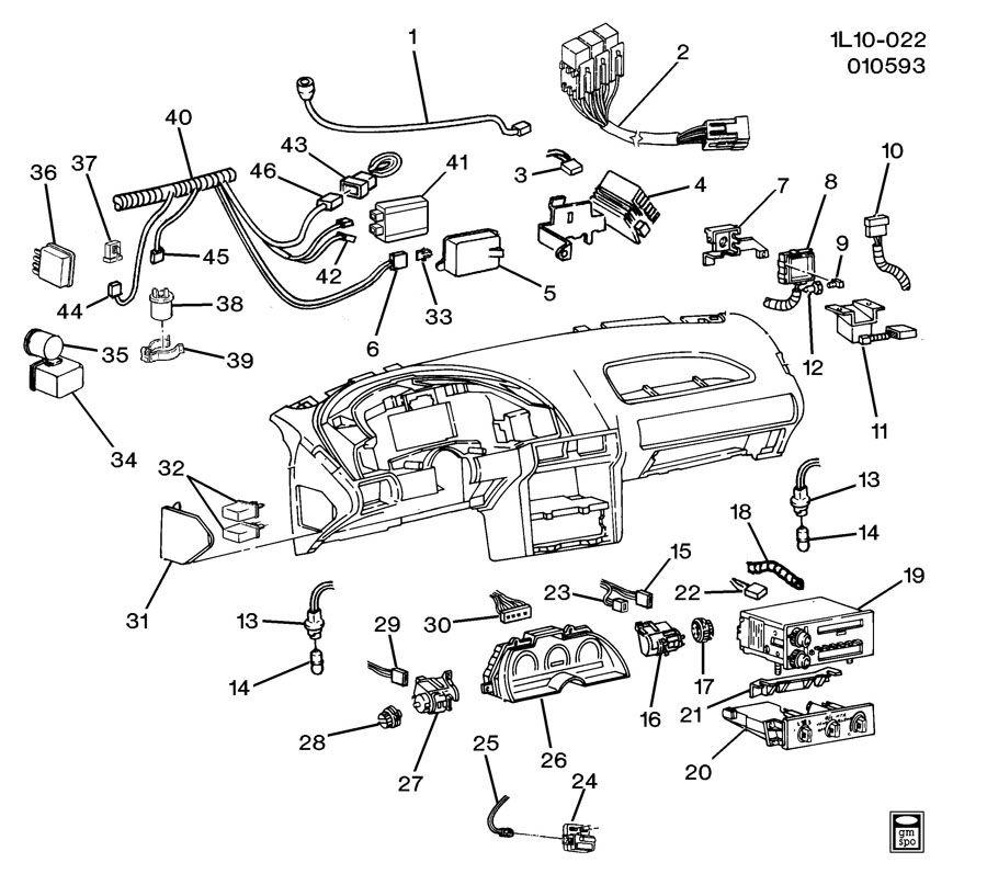 1984 Mercury Grand Marquis Fuse Box Diagram Of Ford