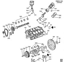 1991 cadillac deville engine diagram