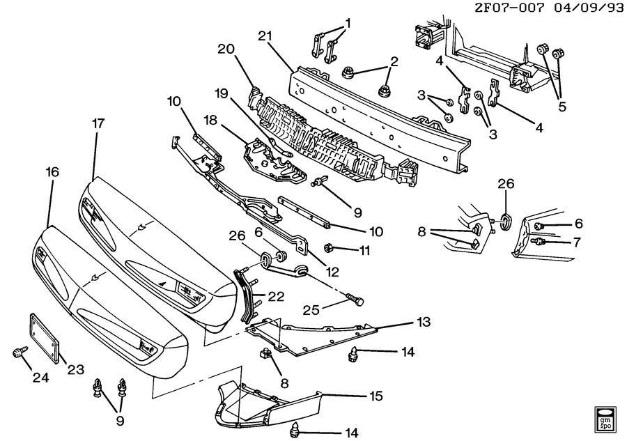 1991 Pontiac Firebird Wiring Diagram 1977 Pontiac Firebird