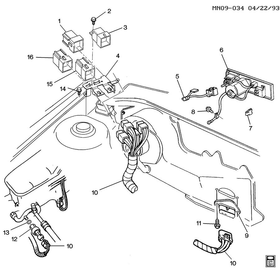 Service manual [1998 Nissan Frontier Heater Coil