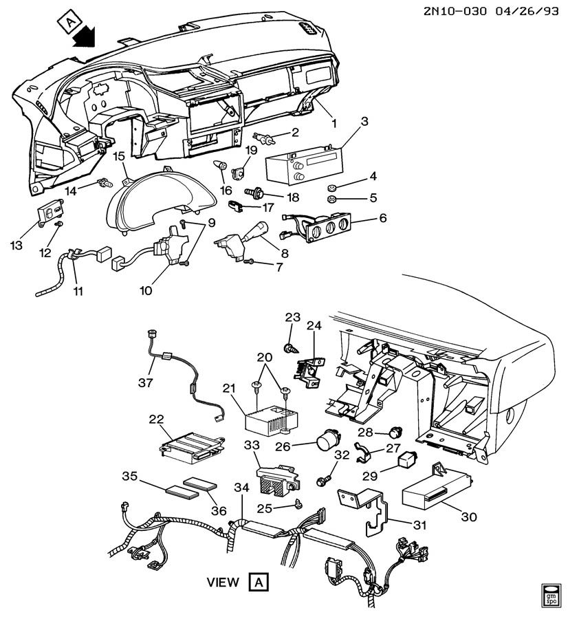 2004 Isuzu Axiom Motor Diagram, 2004, Free Engine Image