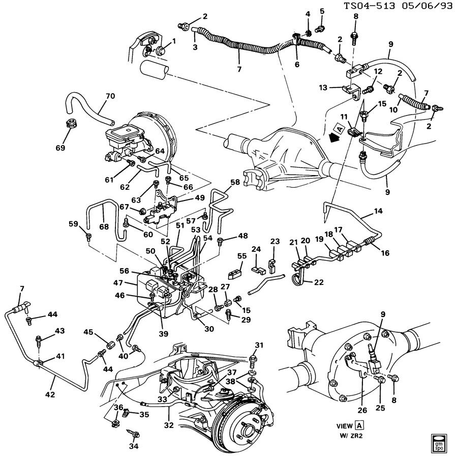 Wiring Harness Diagram For 2001 Gmc Sonoma