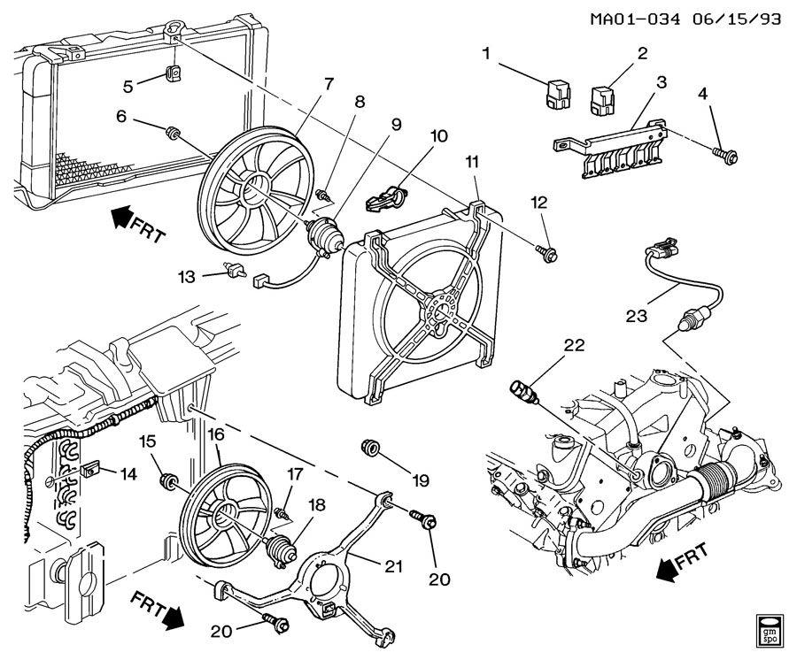 box diagram moreover 1995 buick park avenue fuse relay box diagram