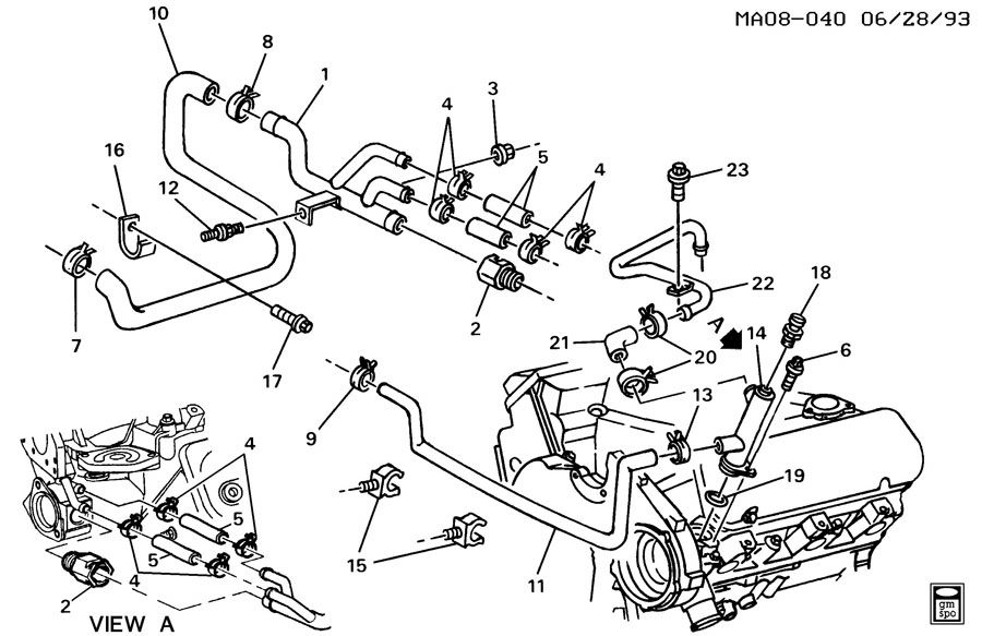 Wiring Diagram For 2002 Buick Lesabre, Wiring, Free Engine
