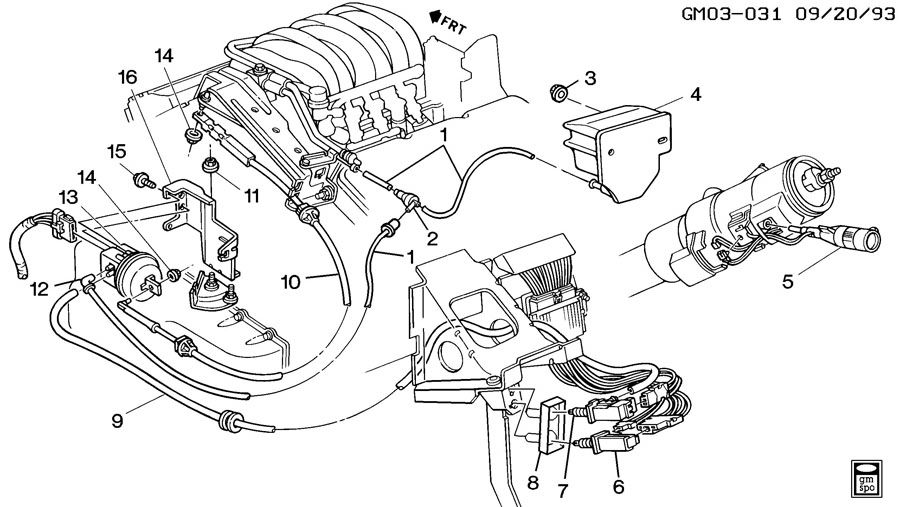 Pontiac 3 8 Supercharged Engine Diagram
