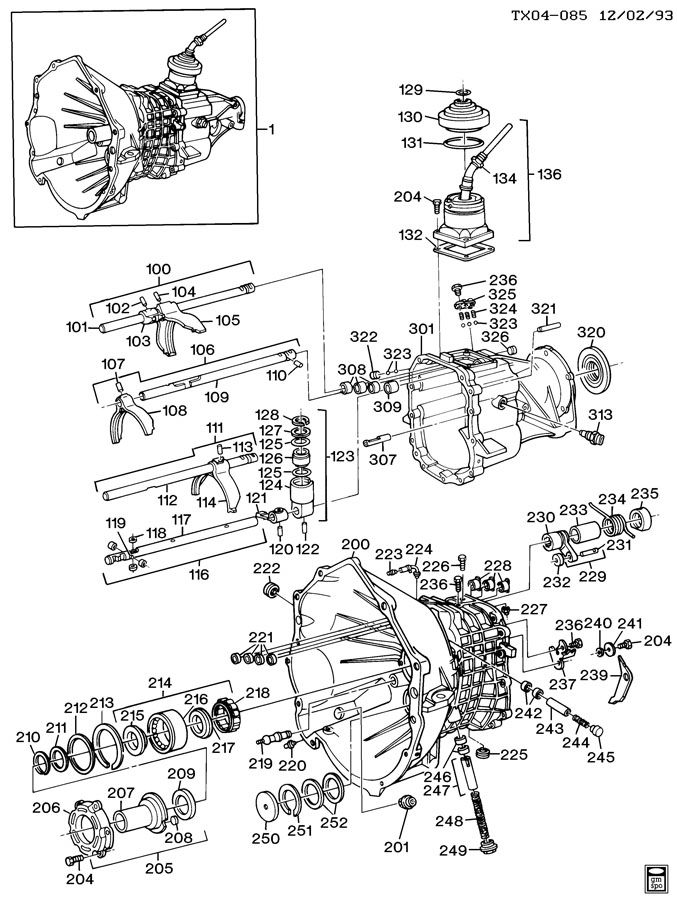Zone Manual: Last Chevy Truck Manual Transmission