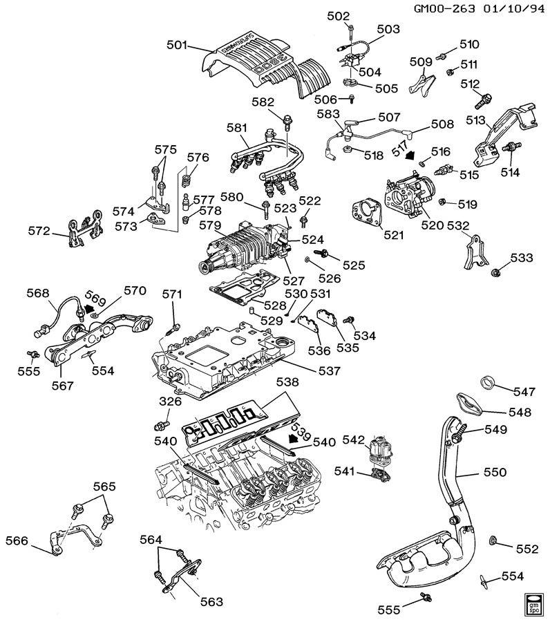 Gm 3800 Engine Coolant Diagram GM 3800 Belt Diagram Wiring