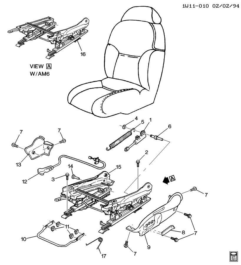 ADJUSTER ASM/DRIVER SEAT