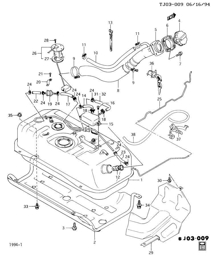 Service manual [How Do You Replace Fuel Pump 1993 Geo