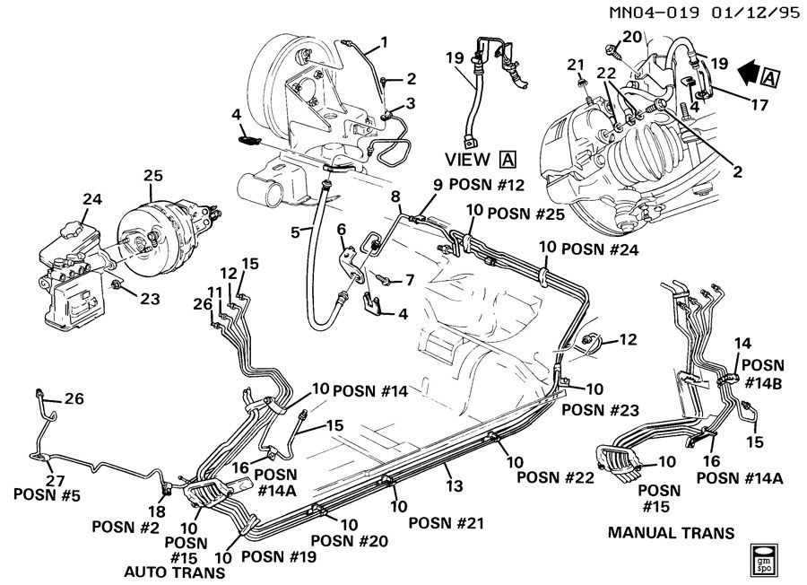 2006 Chevrolet 3 5l Serpentine Belt Diagrams