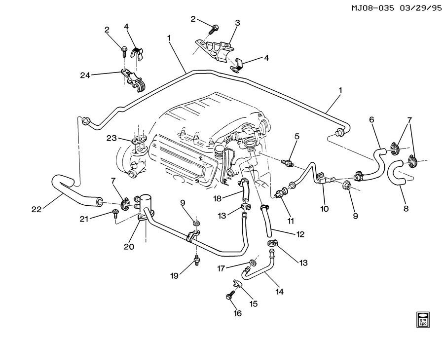 Buick 3100 V6 Engine Diagram, Buick, Free Engine Image For