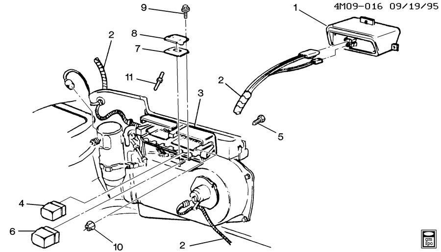 1997 Buick Lesabre Parts Diagram, 1997, Free Engine Image