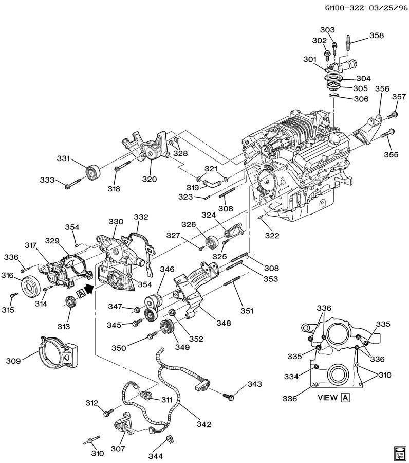 Gm 3 1l V6 Engine Diagram, Gm, Free Engine Image For User
