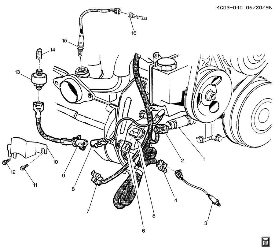 [Replace Engine Coolant Temperature Sensor 1995 Buick