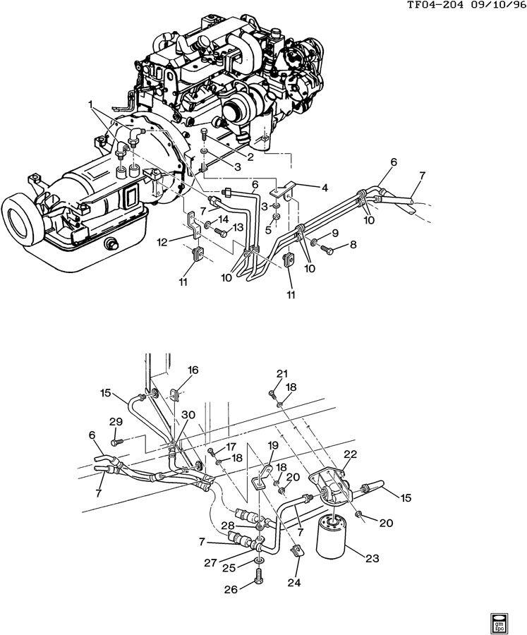Cat C7 Engine Oil Cooler, Cat, Free Engine Image For User