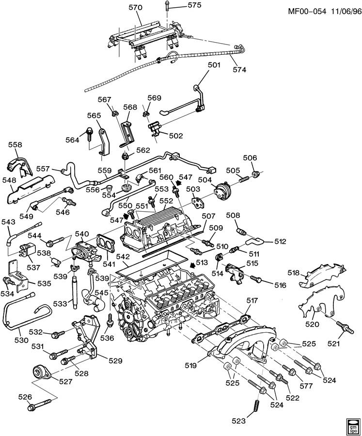 Toyota 5 7l Engine Diagram, Toyota, Free Engine Image For