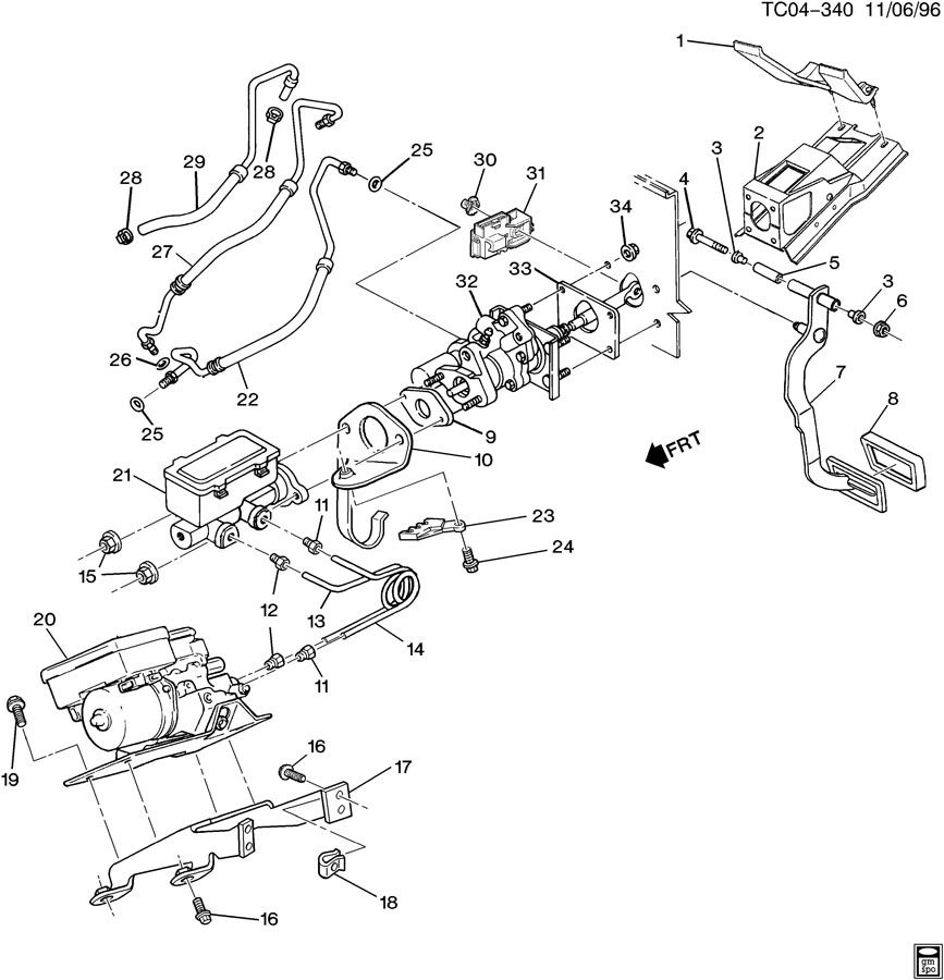 Info: HELP! Need assistance please with brake system
