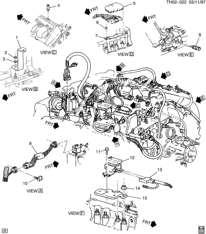 ENGINE ELECTRICAL PART 1 & COMPONENTS