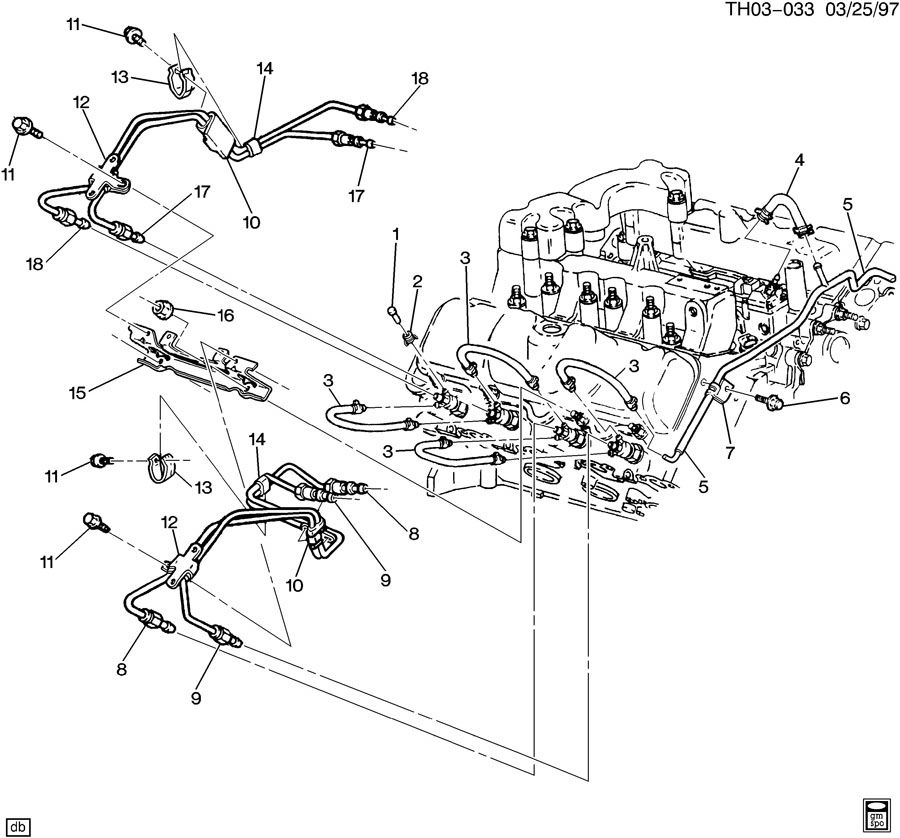 Gmc Fuel Injection System, Gmc, Free Engine Image For User