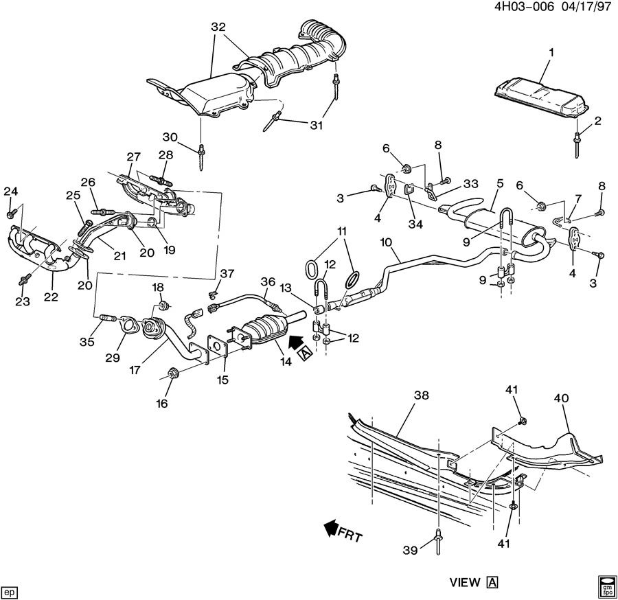 2004 buick lesabre belt diagram shotgun parts 3 8 wiring and electrical 1999 engine imageresizertool com 1998