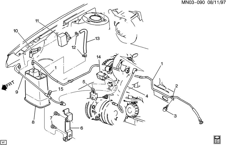 1997 Buick Engine Diagram, 1997, Free Engine Image For