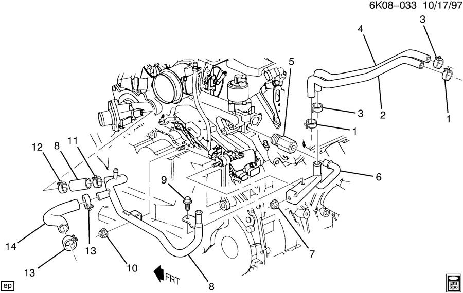 Northstar 4 6 Engine Diagram, Northstar, Get Free Image