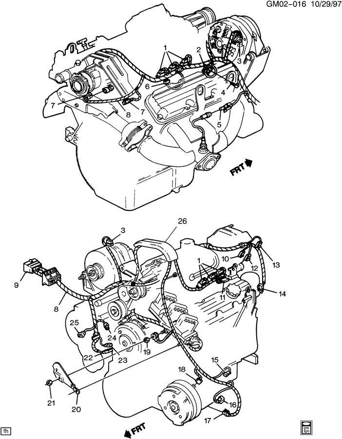 stereo wiring diagram for 2003 pontiac grand am