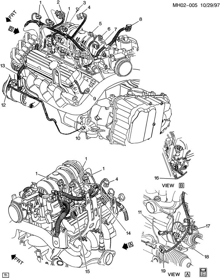 Geo 3 Cyl Engine Supercharged, Geo, Free Engine Image For