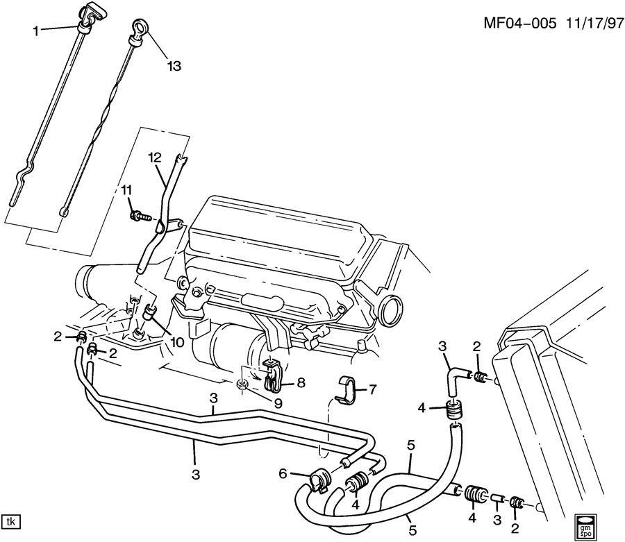 94 Camaro Slave Cylinder Diagram, 94, Free Engine Image