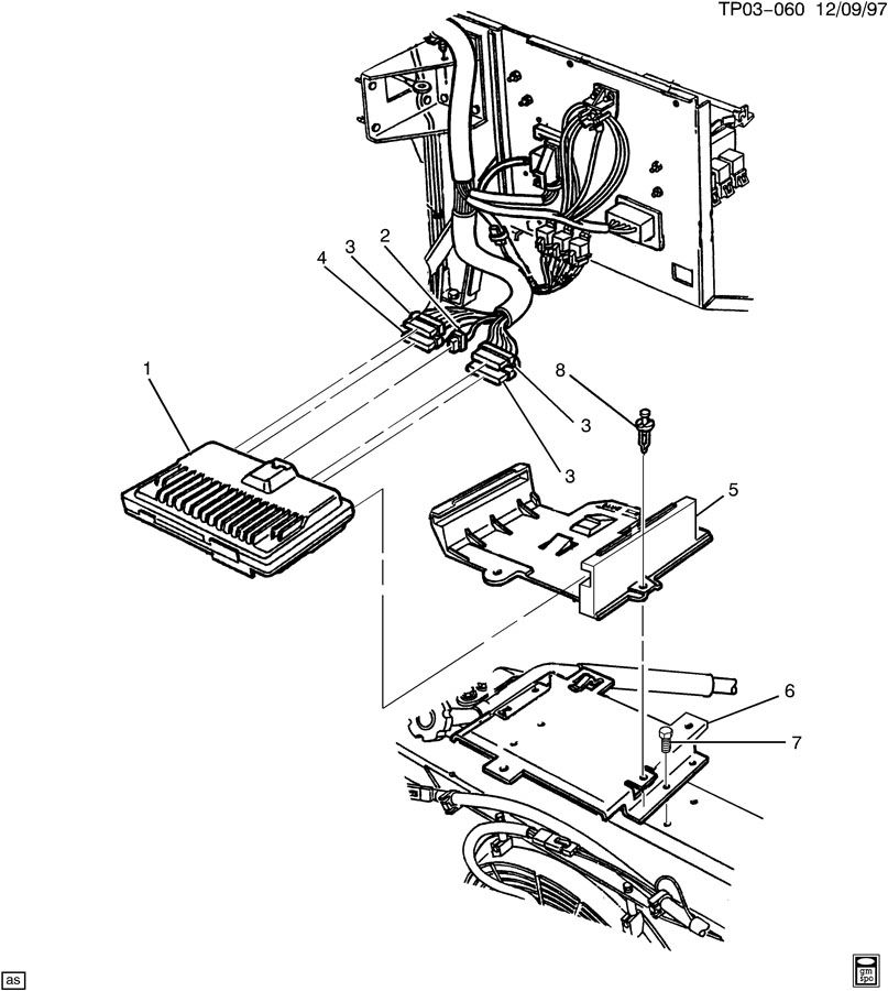 P30 Motorhome Chassis Parts
