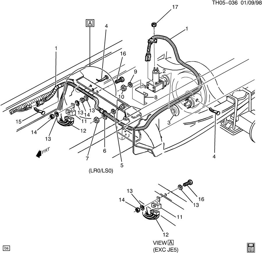 Gmc C6500 Rear Axle Diagram, Gmc, Free Engine Image For